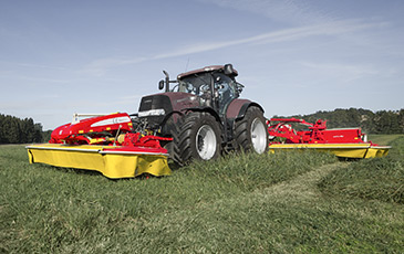Pottinger model 7