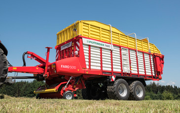Pottinger model 21