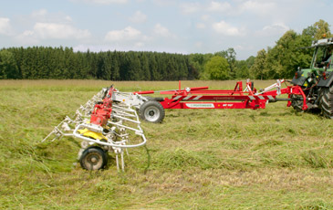 Pottinger model 25