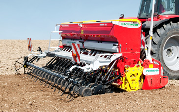 Pottinger model 34