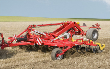 Pottinger model 43